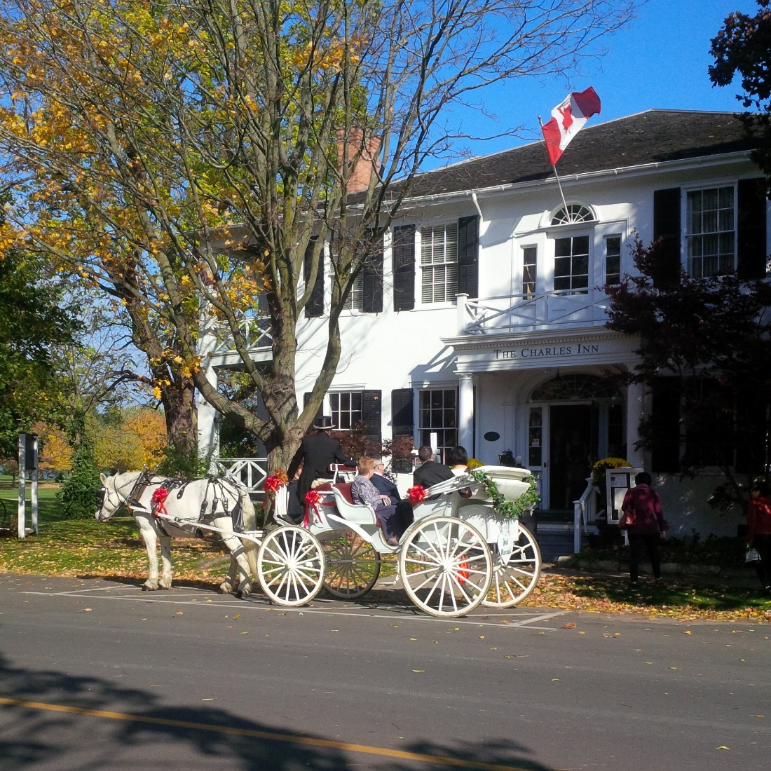 Intimate Wedding Venues In Niagara On The Lake The Charles Hotel